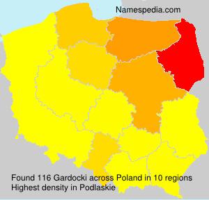 Gardocki