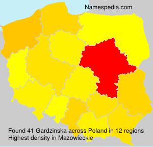 Gardzinska