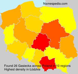 Gasiecka