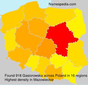 Gasiorowska