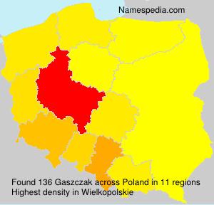 Gaszczak
