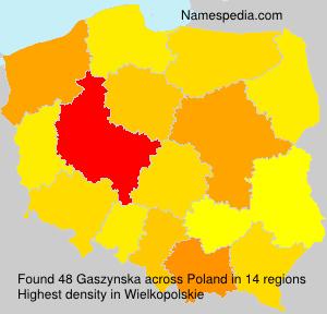 Gaszynska