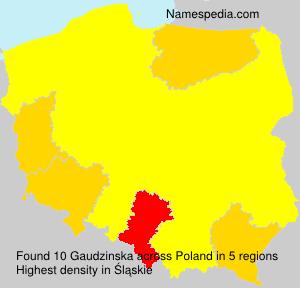 Gaudzinska