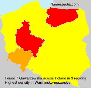 Gawarzewska