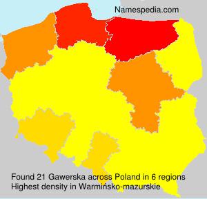 Gawerska