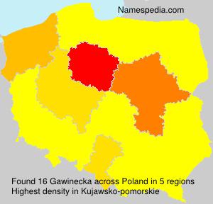 Gawinecka