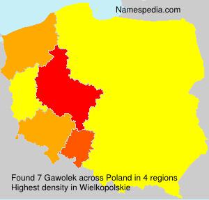 Gawolek