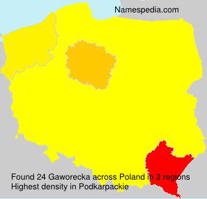 Gaworecka