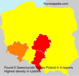 Gaworzynski