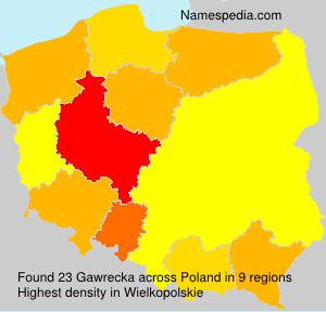 Gawrecka