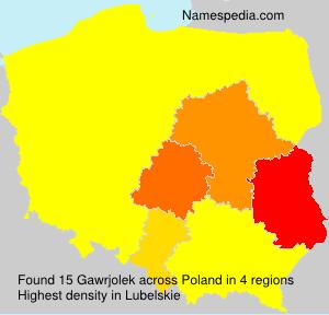 Gawrjolek
