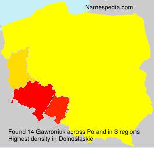 Gawroniuk