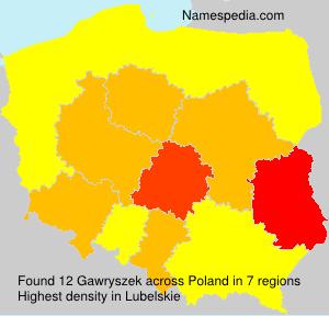 Gawryszek