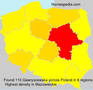 Gawryszewska