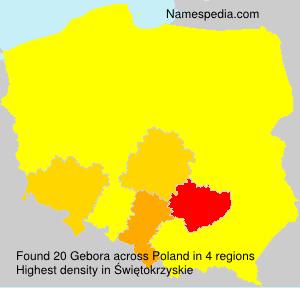 Gebora