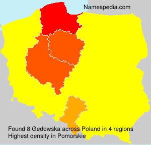 Gedowska