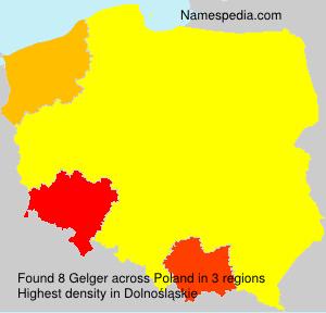 Gelger