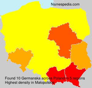 Germanska