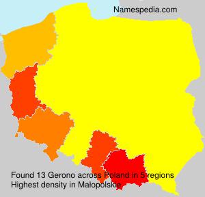 Gerono