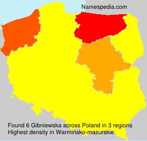 Gibniewska