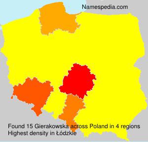 Gierakowska