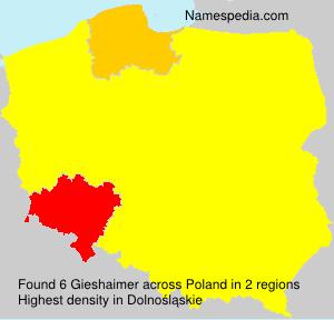 Gieshaimer