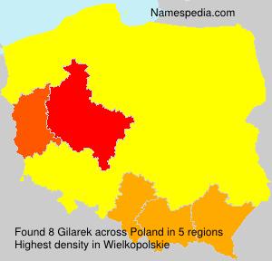Gilarek