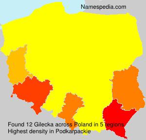 Gilecka