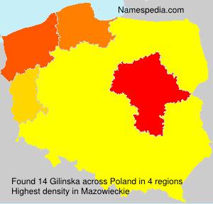 Gilinska