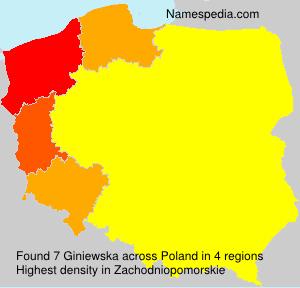 Giniewska