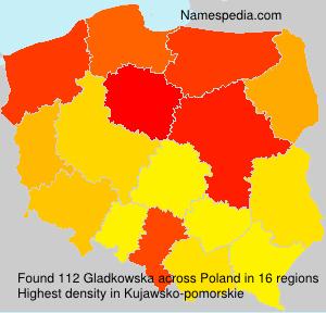 Gladkowska