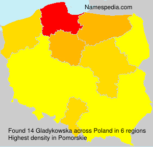 Gladykowska