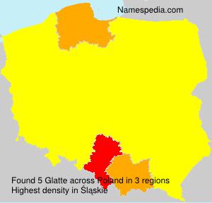 Glatte