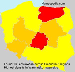 Gloskowska