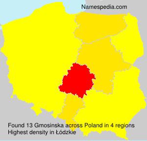 Gmosinska