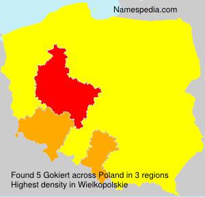 Gokiert