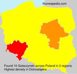 Golaczynski