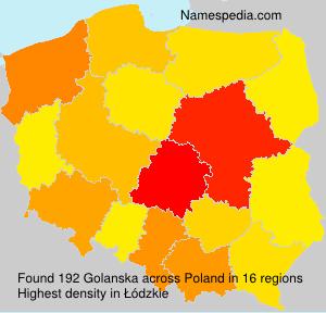 Golanska