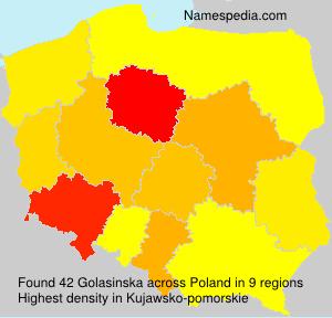 Golasinska