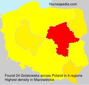 Golatowska