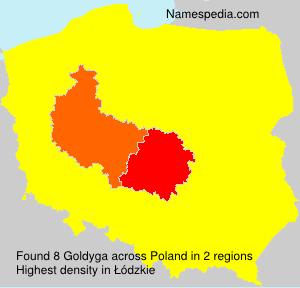 Goldyga