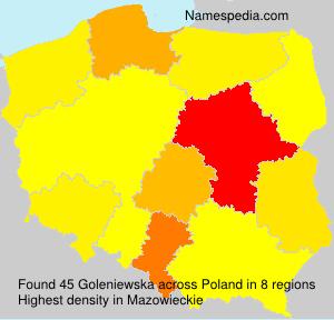 Goleniewska