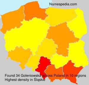 Goleniowska