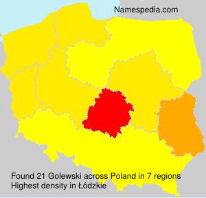 Golewski