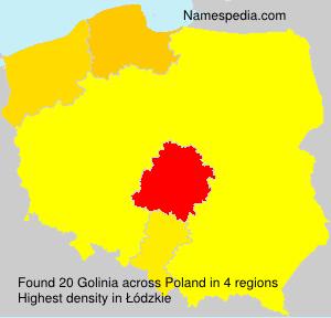 Golinia