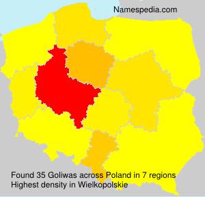 Goliwas
