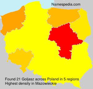 Goljasz