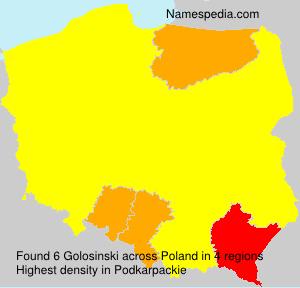 Golosinski