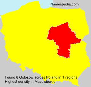 Golosow