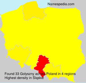 Golyszny